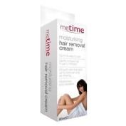 Metime Moisturising Hair Removal Cream - Gently Removes Hair In 5 Mins - 60ml