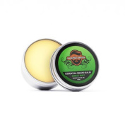 Essential Beards - Sweet Mint Beard & Skin Conditioning Balm 15ml / 15g Uk Made