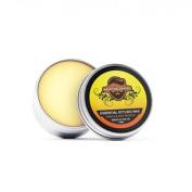 Essential Beards - Vanilla & Mango Strong Moustache Wax 15ml / 15g Tin Uk Made