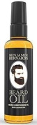 Benjamin Bernard Beard Oil And Conditioner For Men Combats Itching, Flaking Dry