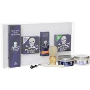 "The Bluebeards Revenge ""mach"" 3 Razor Kit, Balm, Cream And Doubloon Brush"
