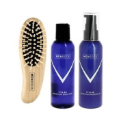 Men Rock Nourishing The Blade Shunner Kit With Beard Brush