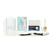 Hive Of Beauty Waxing No 1 Heater 1 Litre Paraffin Therapy Wax Starter Kit