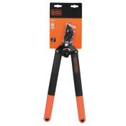 B#black+decker Carbon Bypass Loppers Secateurs Shears Garden Cutter 47 Cm 32271