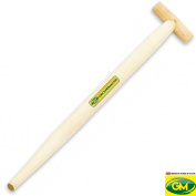 Groundmaster Straight Taper Ash Handle - Replacement T-shaft For Garden Tools