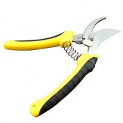 Horntide Bypass Pruner Pruning Shears 8-inch 20cm Hand Secateurs Hedge & Tree