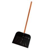 Snow Shovel Heavy Duty Lightweight Metal Aluminium Handle Plastic Wide Scoop Head