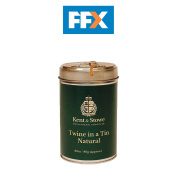 Kent And Stowe 70109666 80m 80g Twine In A Tin Natural