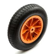 36cm 3.50-8 Trailer Jockey Wheel Barrow Pneumatic Tyre Wheel Inner Tube Jet Ski