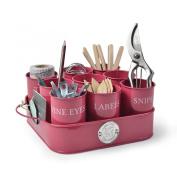 Burgon & Ball Sophie Conran Gardener's Gubbins Pots Raspberry Red Gardening