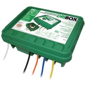 "Greenbrook Db330g ""dribox"" Weatherproof Outdoor Power Housing Connexion/ Box."