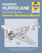 Hawker Hurricane Manual