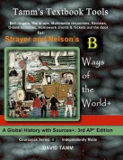 Strayer's Ways of the World 3rd Edition+ Activities Bundle