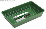 Stewart 2380004 52 Cm Extra Deep Seed Tray With Holes Green