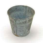 Nutley's 15 Cm Zinc Plant Pot Holder, 1. .