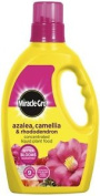Miracle-gro Azalea, Camellia And Rhododendron Liquid Plant Food Bottle, 1 L