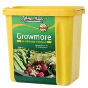 J Arthur Bowers Growmore Plant Food Tub - Multi Purpose Gardening Solution - 1kg