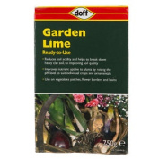 Doff Garden Soil-lime - Acidity Regulator - Garden Plant Care Solution - 750g