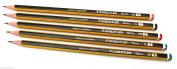 Staedtler Noris Pencils - Various Quantities In 5 Degrees Of Hardness