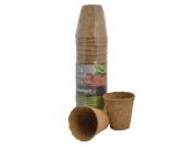 Plantpak 70203000 6cm X 24 Pf Fibre Pots Round