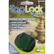 Taplock For Spout. Outdoor Garden Tap Security Lock Device Ideal. For Saving
