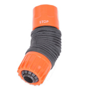 Elgo 3/4 Flexible Hose End Connector With Waterstop