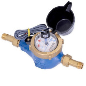 Arad Water Metre With Electrical Output - 1/2 Bspm