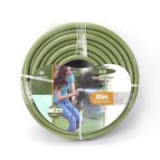 1.9cm X 30m 3 Layers Garden Hoses Heavy Duty Outdoor Indoor Watering Hose