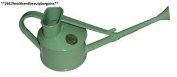 Haws Handy Or Children's 0.7 Litre Watering Can, Sage Green