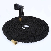 Nuzamas Garden Water Hose 30m Expandable Hose With All Brass Connectors 8 -