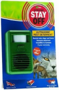 Vitax Stay Off Ultrasonic Animal Deterrent
