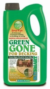 Buysmart Products 2.5l Green Gone Decking Super Concentrate Algae Mould/ Moss