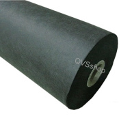 Qvs 2m X 50m Weed Control Fabric 50gsm Garden Ground Cover - Weed Suppressant