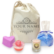 Personalised Treat And Pamper Mini Spa In A Bag Collection 2