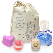 Personalised Relax Unwind Rejuvenate Mini Spa In A Bag Collection 2
