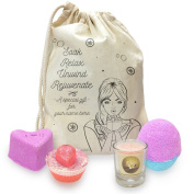 Personalised Relax Unwind Rejuvenate Mini Spa In A Bag Collection 1