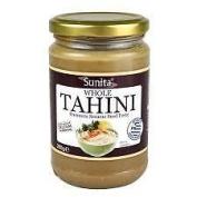 Sunita Org Whole Tahini 280 G
