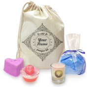 Personalised Mothers Treat And Pamper Mini Spa In A Bag Collection 2