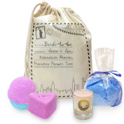 Personalised Bride To Be Salon Mini Spa In A Bag Collection 4
