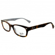 Ray-ban Glasses Frames 5150 5238 Top Havana On Opal Blue