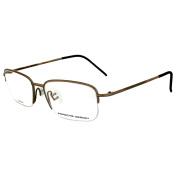Porsche Design Glasses Frames P8198 B Matt Gold