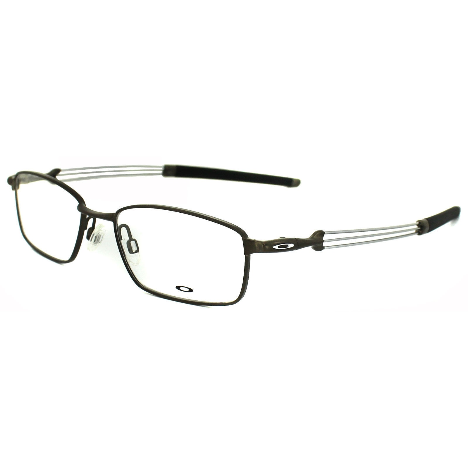 7fbaa800fb Oakley Rx Glasses Prescription Frames Coilover 5043-03 Pewter by Oakley -  Shop Online for Health in the United States