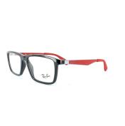 Ray-ban Glasses Frames 7056 5418 Shiny Grey