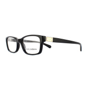 Dolce And Gabbana Glasses Frames 3170 501 Black Womens 51mm