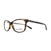 Dolce And Gabbana Glasses Frames 3222 502 Havana Womens 54mm