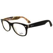 Ray-ban Glasses Frames 5184 5409 Top Tortoise On Texture Camouflage 52mm