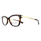 Dolce And Gabbana Glasses Frames 3218 502 Havana Womens 52mm