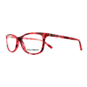 Dolce And Gabbana Glasses Frames 3222 2923 Red Marble Womens 52mm