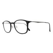 Ray-ban Glasses Frames 7051 Lightray 2077 Matte Black Mens Womens 47mm