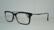 Ray Ban Lite Ray Rb 7039 2077 Black Titanium Frames Eyeglasses Size 53